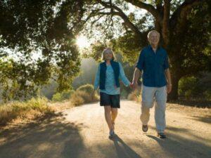 Salute: l'attività fisica da anziani ci fa vivere 5 anni in più