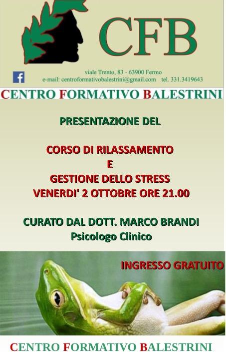 12038266 1472658753041999 3395344964843294101 n Presentazione del CORSO DI RILASSAMENTO FERMO