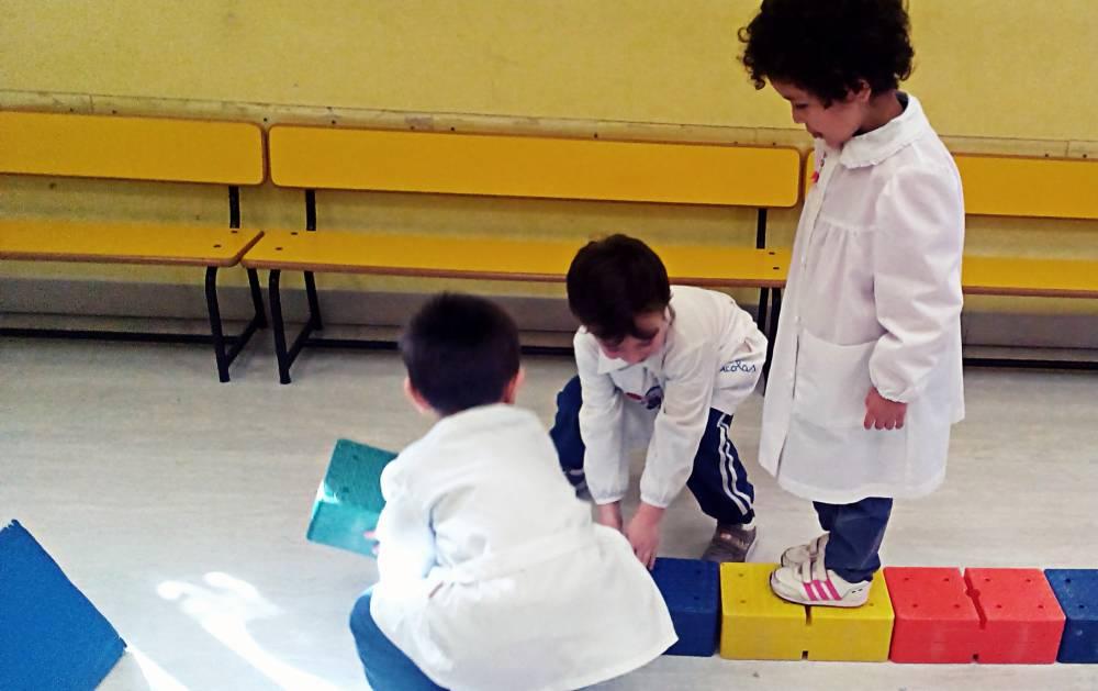 Cooperazione in età prescolare
