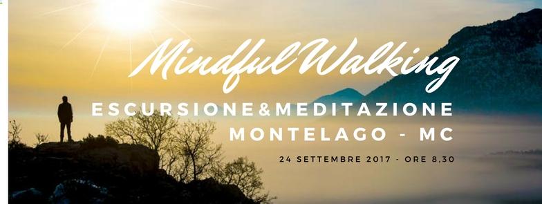 Mindful Walking Mindful Walking   Escursione & Meditazione   24 settembre